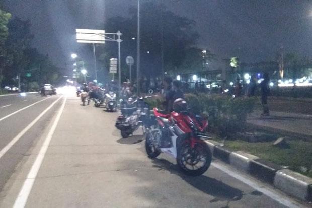 3 Titik Lokasi Balap Liar Ini Dapat Pantauan Khusus Polda Metro Jaya