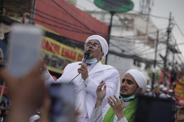 Besok Habib Rizieq Diperiksa, PA 212: Sama Saja Mengundang Reuni Akbar di Polda Metro Jaya