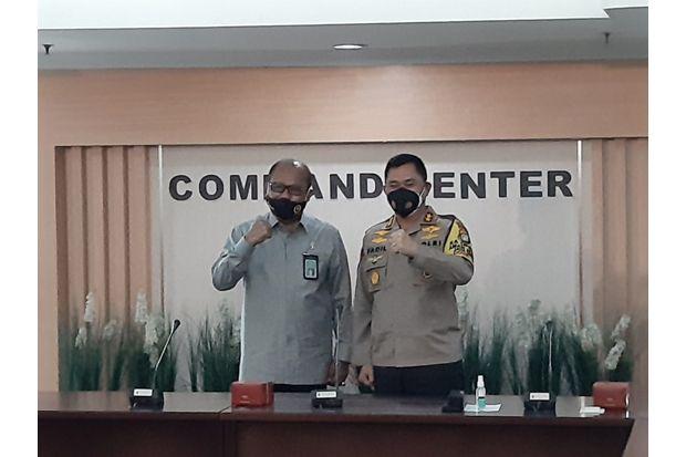 Usai Temui Anies, Kapolda Metro Jaya Sambangi Ketua Pengadilan Tinggi Jakarta