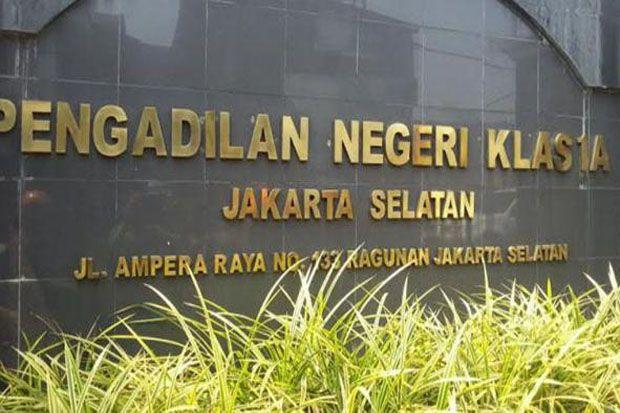 PN Jakarta Selatan Kembali Dibuka Hari Ini