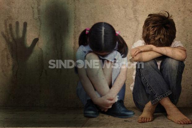 Viral, Ayah Siksa Anak Kandung Berusia 4 Tahun hingga Babak Belur