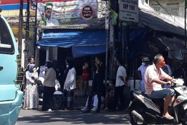 Jaga Kediaman Habib Rizieq di Petamburan, Jawara: Tank Kite Adepin