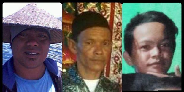 Tiga Nelayan di Bolsel Hilang Diterjang Badai saat Melaut