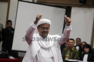 Polda Jabar Segera Panggil Habib Rizieq, Diminta Klarifikasi Soal Kerumunan Mega Mendung dan RS UMMI