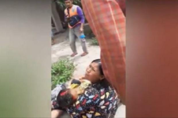 Miris, Teriakan Minta Tolong Ibu Ini Tak Direspons Warga, 2 Anaknya Tewas Tak Tertolong