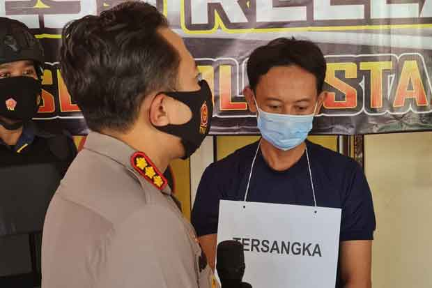 Sehari Curi 5 Motor, 2 Residivis di Tangerang Setahun Untung Rp4,5 Miliar