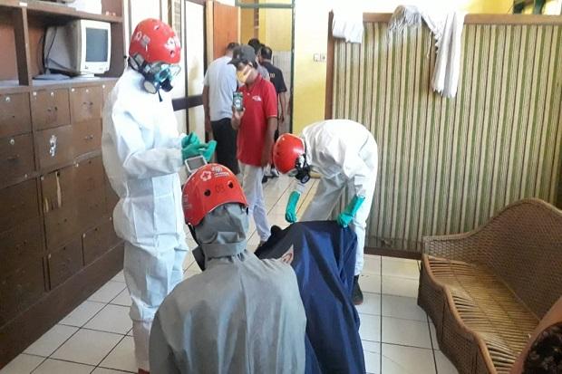Kota Padang Gempar, Pengurus Partai Golkar Ditemukan Tewas di Kantornya