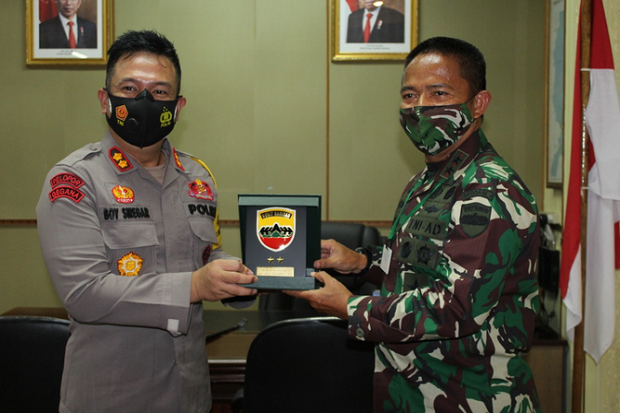 Jelang Natal, Pangdam I/BB Mayjen TNI Hassanuddin Imbau TNI - Polri Solid Jaga Situasi Kondusif
