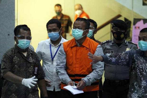 Suap Edhy Prabowo, KPK Panggil Komisaris hingga Dirut PT ACK