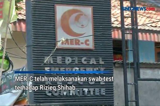 Tangani Kesehatan Habib Rizieq, MER-C juga Kerap Bertugas di Daerah Konflik