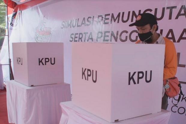 Bawaslu Bangka Tengah Usulkan Pemindahan Beberapa TPS ke KPU