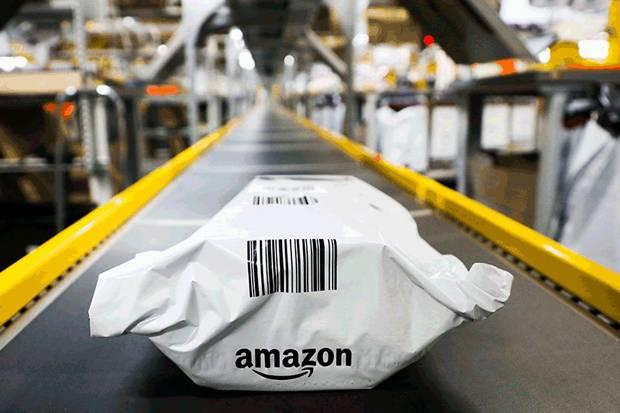 Amazon.com Sebar Bonus Liburan Rp7,1 Triliun bagi Karyawan di Garis Terdepan