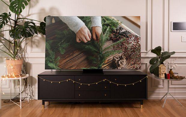Punya TV Sultan Samsung QLED 8K di Rumah, Bisa Ngapain Aja Ya?