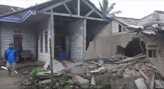 Fenomena Tanah Bergerak Kembali Terjadi, 11 Rumah Hancur