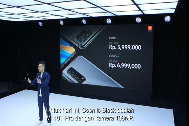 Harga Enggak Mahal Banget, Xiaomi Mi 10T dan Mi 10T Pro Goyang Indonesia