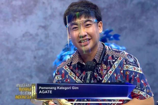 Agate Raih Anugerah Bangga Buatan Indonesia 2020 dari Kemenparekraf