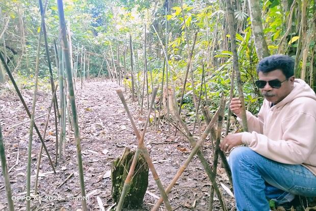 Cerita Makam Keramat dengan Panjang 12 Meter di Batanghari Jambi