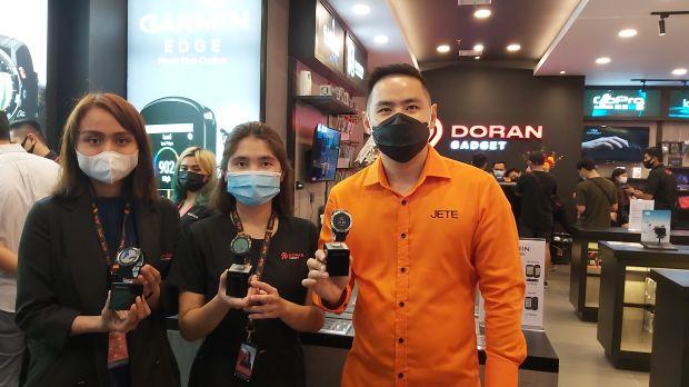 Pandemi COVID-19, Penjualan Jam Tangan Garmin Naik Hingga 50 Persen