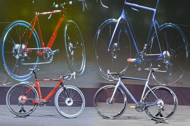 Produsen Sepeda Handmade Asal Italia Basso Ramaikan Persaingan di Indonesia