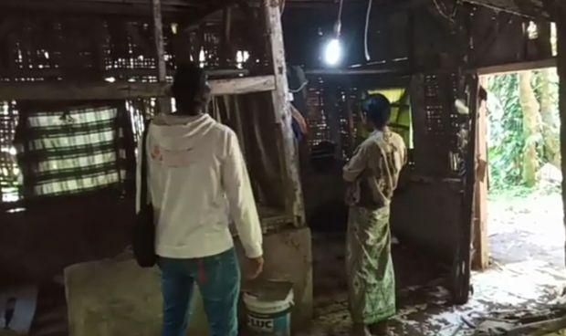 Mantan Guru Ngaji di Purwakarta, Kini Hidup Terasing di Gubuk Reyot dalam Kebun