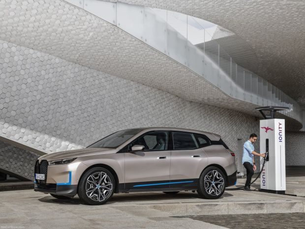 Tiga Tahun ke Depan BMW Siap Produksi 250.000 Unit Mobil Listrik
