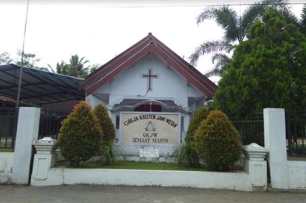 GKJW Maron Blitar, Cerita Gereja Yang Didirikan Pengikut Pangeran Diponegoro
