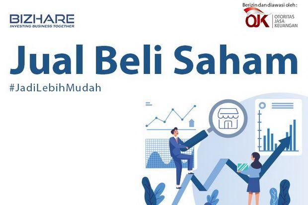 Bizhare Target 300 UKM Gabung Jadi Penerbit Saham di 2021