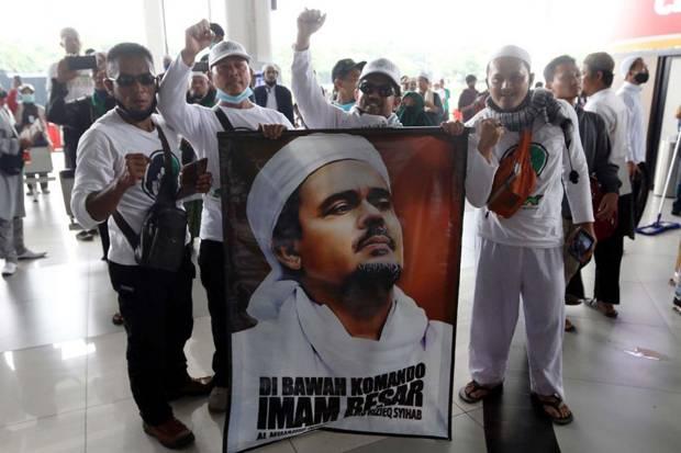 Resmi Dibubarkan Pemerintah, Ketua FPI Blitar Raya Pilih Wait and See