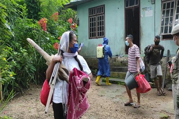 Empat Orang Sekeluarga Kabur dari Tempat Karantina COVID-19 di Sikka