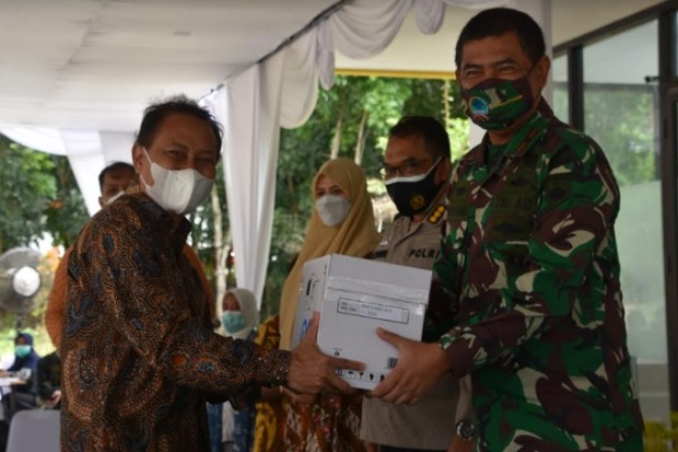 GeNose UGM Mulai Didistribusikan ke Rumah Sakit dan Pesantren