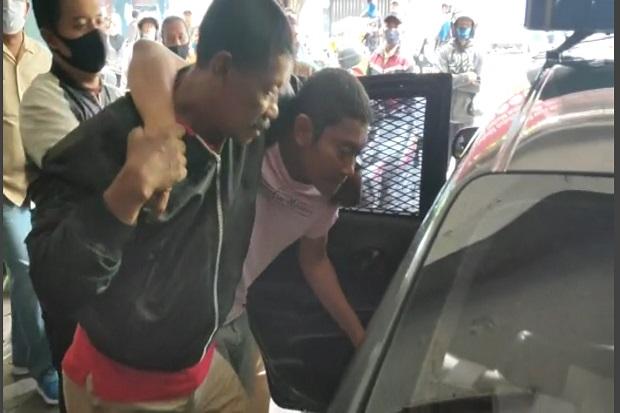 Hari Pertama Tahun 2021, Pemuda Pasuruan Dihajar Massa Usai Gasak Uang Penjual Daging