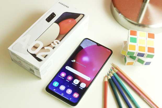 Samsung Galaxy A02s Dirilis di Indonesia, Harganya Cuma Rp1 Jutaan