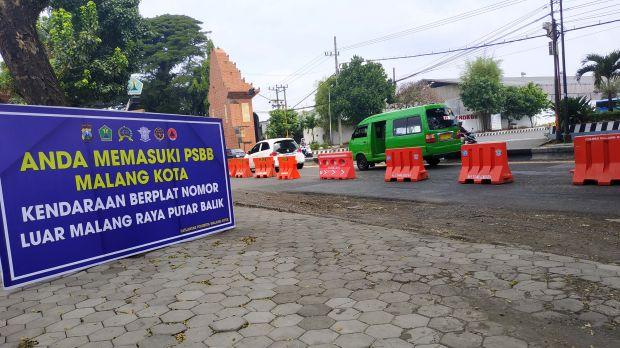 PSBB di Malang Raya, Tiga Daerah Rapat Koordinasi Pelaksanaan di Lapangan