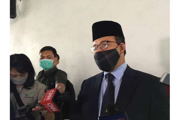 Ungkap Jumlah Testing danPositivity Rate,Anies: Jakarta Serius Memotong Rantai Penularan Covid