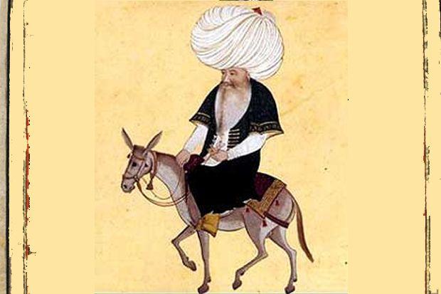 Canda Ala Sufi: Aku Bukan Manusia, dan Bukalah Pintu, Insya Allah