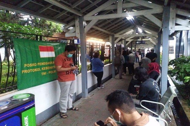 Jelang PPKM, Daop 2 Bandung Wajibkan Pengguna Kereta Kantongi Bukti Bebas COVID-19