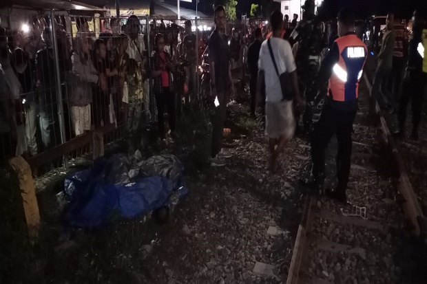 Nekad Terabas Palang Pintu di Deliserdang, Pria Lansia Tewas Diseruduk Kereta Api