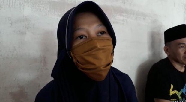 Firasat Vivi Istri Rion Korban Sriwijaya Air, Minta Berpakaian Putih dan Cium Anak Pertama