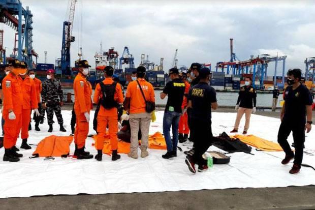 Kirim AWS, BMKG Bantu Cari Serpihan Pesawat dan Black Box Sriwijaya Air