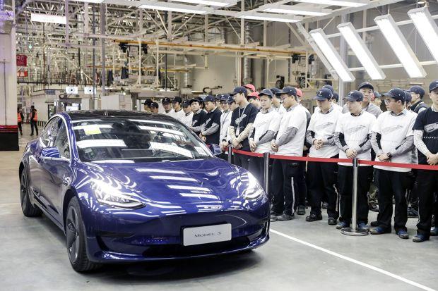 Tesla Cari Desainer yang Paham Selera dan Gaya China