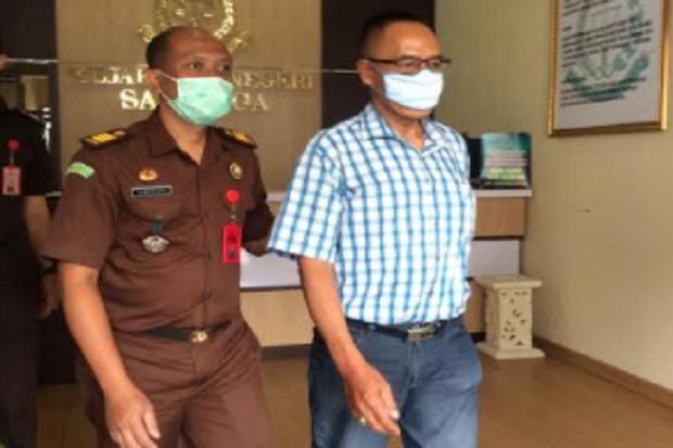 Diduga Korupsi, Mantan Direktur PDAU Salatiga Ditahan Kejaksaan