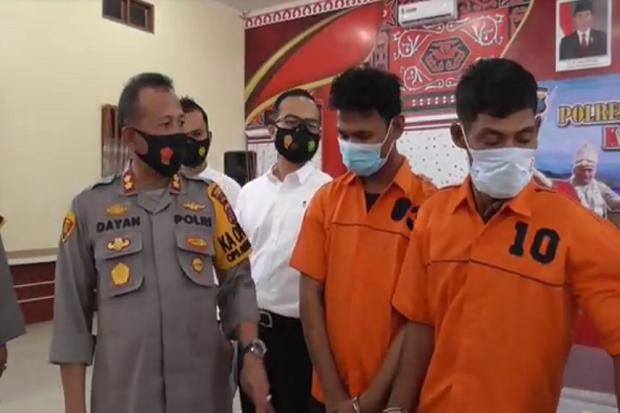 Ekskutor Penikaman Pensiunan TNI Ditembak Anggota Satreskrim Polres Pelabuhan Belawan