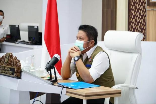 Gubernur Sumsel Ucapkan Duka dan Kirim Doa untuk Korban Pesawat Jatuh