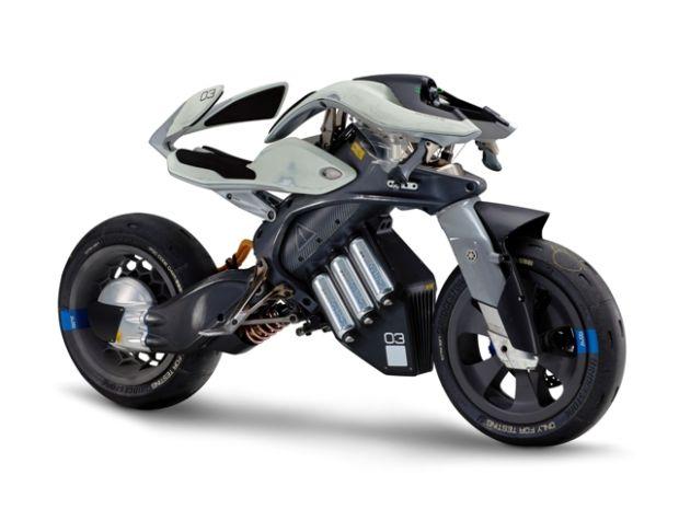 Keluar dari Jepang, Robot Motor Yamaha Berkeliaran di Vietnam