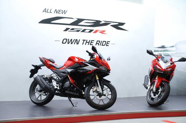 All-New Honda CBR150R, Buat yang Tak Mampu Beli Honda CBR250RR?