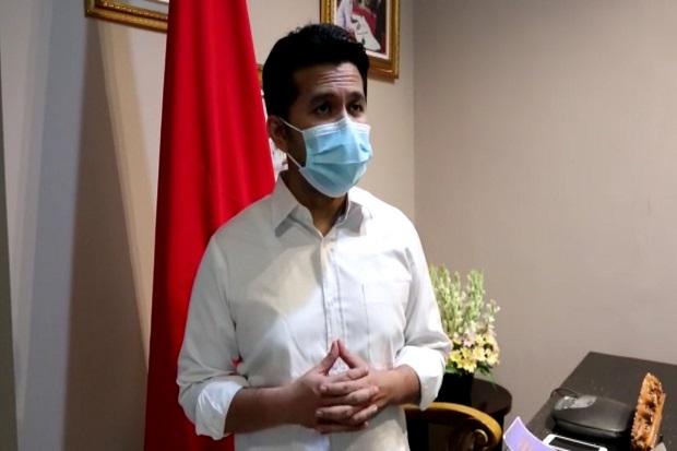 Jelang Divaksin COVID-19, Wagub Jatim Emil Dardak Lakukan Tes Kesehatan