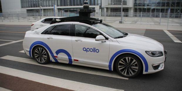 Hadang Laju Mobil Listrik Google, Baidu Gandeng Geely