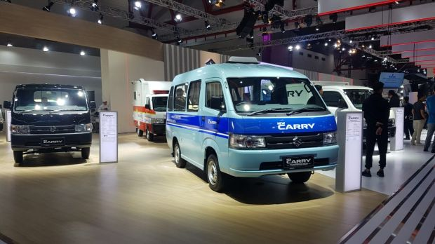 Mobil Suzuki Buatan dalam Negeri Kuasai Penjualan 2020