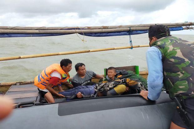 Usai Antar Black Box, Kopaska Temukan Nelayan Tewas di Perairan Kepulauan Seribu