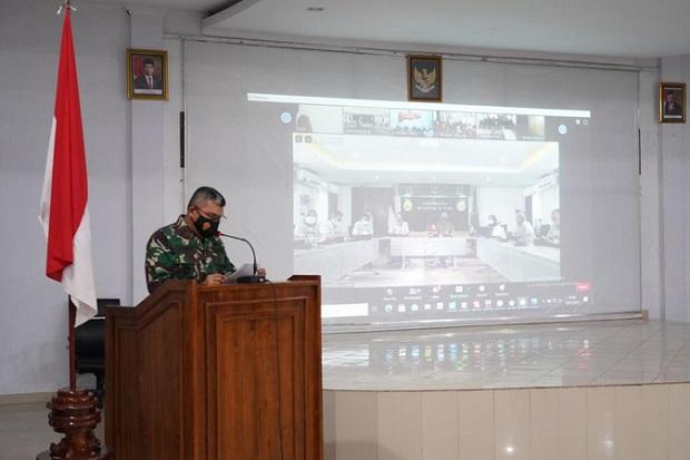 Bangun SDM Unggul, Korem 143/HO Pilot Project Smart Digital Campus Unjani
